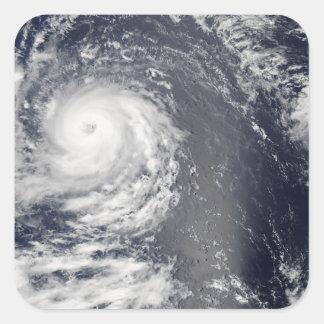 Hurricane Igor 2 Square Sticker