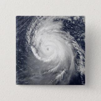 Hurricane Igor in the Atlantic Ocean Pinback Button