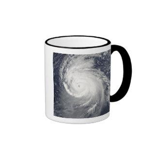 Hurricane Igor in the Atlantic Ocean Ringer Mug