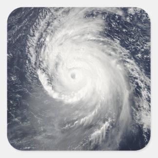 Hurricane Igor in the Atlantic Ocean Square Sticker