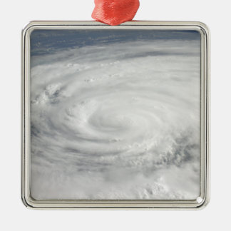 Hurricane Ike 10 Metal Ornament