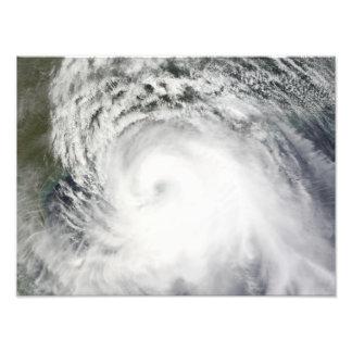 Hurricane Ike 2 Photographic Print