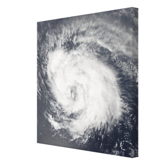 Hurricane Ike 3 Canvas Print