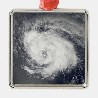 Hurricane Ike 3 Metal Ornament