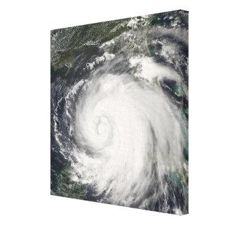 Hurricane Ike 4 Canvas Print