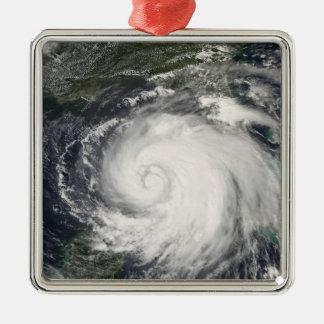 Hurricane Ike 4 Metal Ornament