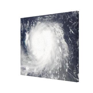 Hurricane Ike 5 Canvas Print