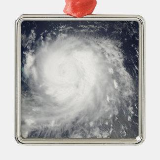 Hurricane Ike 5 Metal Ornament