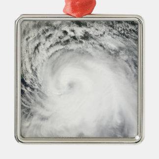 Hurricane Ike 6 Metal Ornament