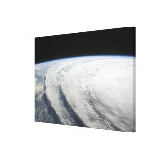 Hurricane Ike 7 Canvas Print