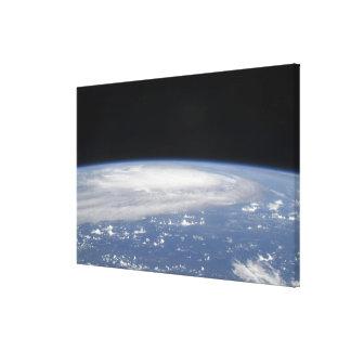 Hurricane Ike 8 Canvas Print