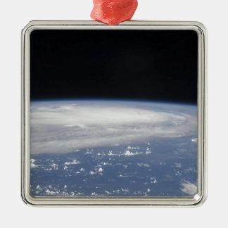 Hurricane Ike 8 Metal Ornament