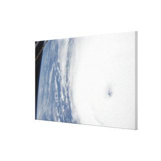 Hurricane Ike 9 Canvas Print