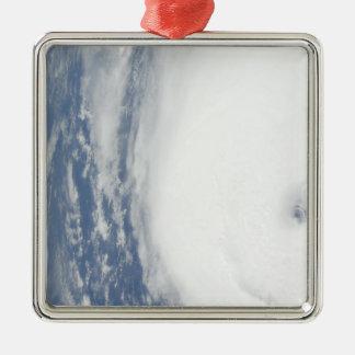 Hurricane Ike 9 Metal Ornament