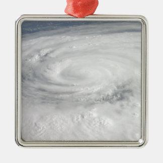 Hurricane Ike Metal Ornament