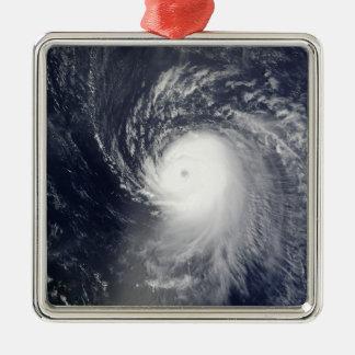 Hurricane Ike off the Lesser Antilles Metal Ornament