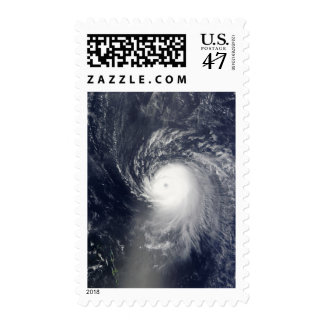 Hurricane Ike off the Lesser Antilles Postage