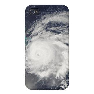 Hurricane Ike over Cuba, Hispaniola Cover For iPhone 4