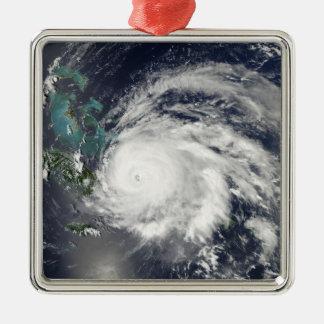 Hurricane Ike over Cuba, Hispaniola Christmas Ornaments