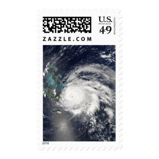 Hurricane Ike over Cuba, Hispaniola Postage