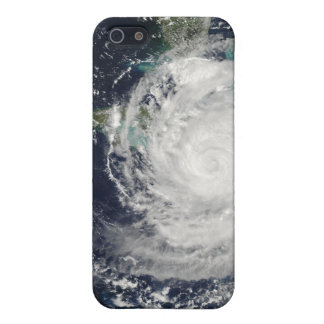 Hurricane Ike over Cuba, Jamaica, and the Baham iPhone 5 Cover