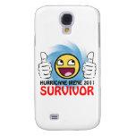 Hurricane Irene 2011 Survivor  Samsung Galaxy S4 Case