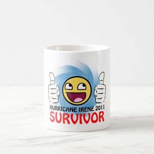 Hurricane Irene 2011 Survivor Mug