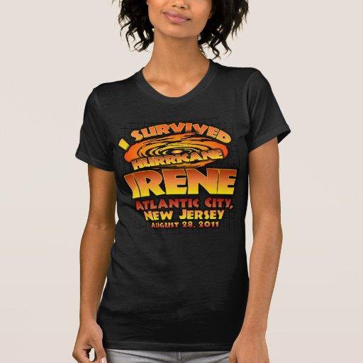 Hurricane Irene, Atlantic City T-Shirt