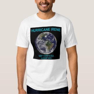 Hurricane Irene August 2011 Shirt