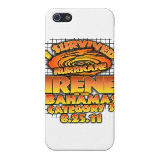 Hurricane Irene - Bahamas Case For iPhone SE/5/5s