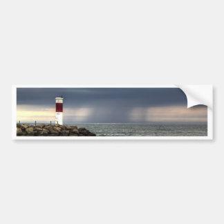 Hurricane Irene Bumper Sticker