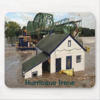 Hurricane Irene Mousepad