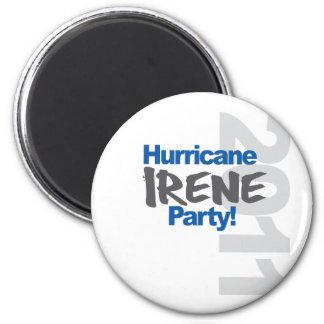 Hurricane Irene Party 2011 Refrigerator Magnets