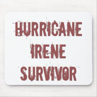 Hurricane Irene Surivor Mouse Pad