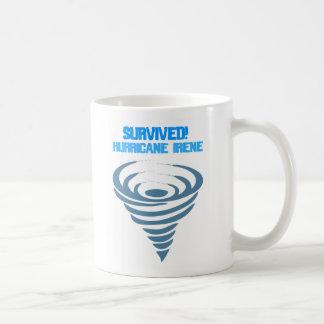 Hurricane Irene Survived Mug