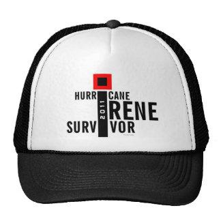 Hurricane Irene Survivor Hat 1