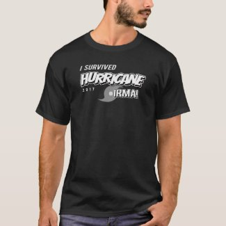 Hurricane Irma Mens T-shirt
