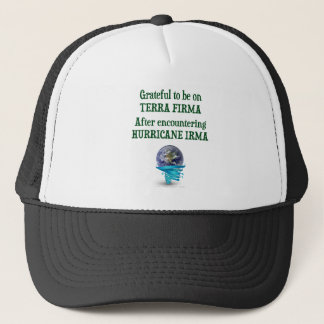Hurricane Irma Trucker Hat