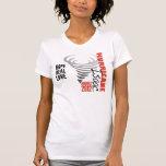 Hurricane Isaac Hope Heal Love Tshirt