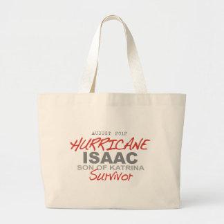 Hurricane Isaac Survivor Canvas Bags