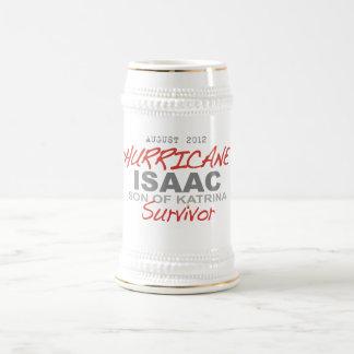 Hurricane Isaac Survivor Beer Stein