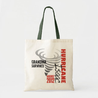 Hurricane Isaac Survivor Customizable Bags