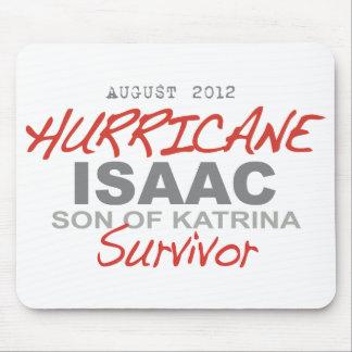 Hurricane Isaac Survivor Mouse Pad