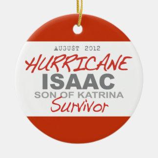 Hurricane Isaac Survivor Christmas Tree Ornaments