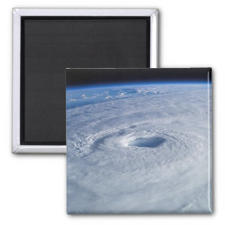 Hurricane Isabel 2 Inch Square Magnet