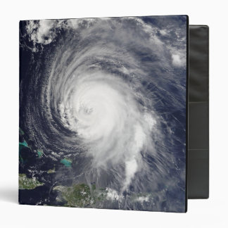 Hurricane Isabel 2 Vinyl Binder