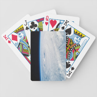 Hurricane Isabel 3 Bicycle Playing Cards