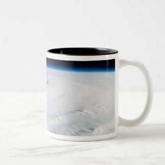 Hurricane Isabel 3 Two-Tone Coffee Mug