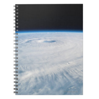 Hurricane Isabel 3 Note Book
