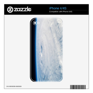 Hurricane Isabel 3 Skin For iPhone 4S